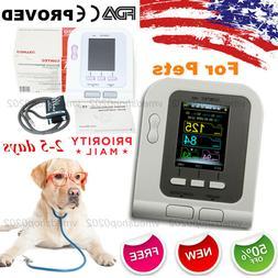 2020 Digital Veterinary Blood Pressure Monitor NIBP cuff,Dog
