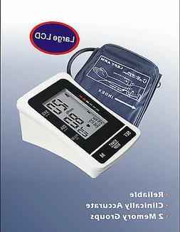 Bp1305 Talking Arm blood pressure monitor Large LCD,120 MEMO