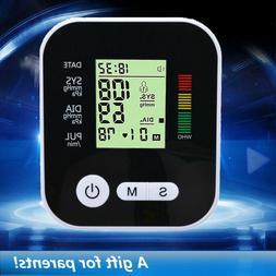 Advanced Automatic Digital Arm Blood Pressure Monitor with E