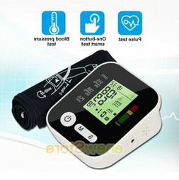 Advanced Automatic Digital Arm Blood Pressure Monitor w/ Ext