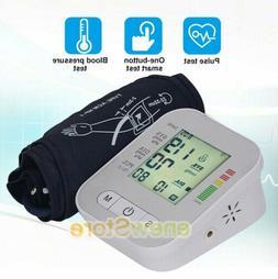 2020 Advanced Automatic Digital Arm Blood Pressure Monitor w