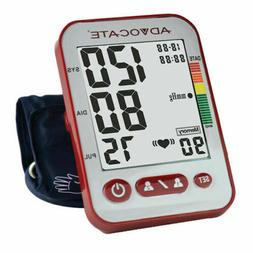 Advocate Arm Blood Pressure Monitor, Extra Large Cuff
