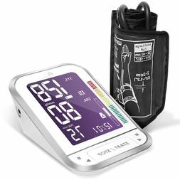 Automatic Arm Blood Pressure Monitor FDA Approved Cuff Bluet