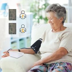 automatic upper arm blood pressure monitor digital