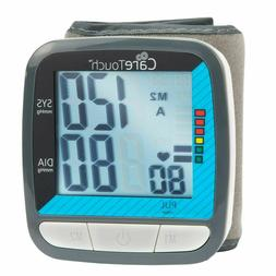 Automatic Wrist Blood Pressure Cuff Monitor Auto Heartbeat M