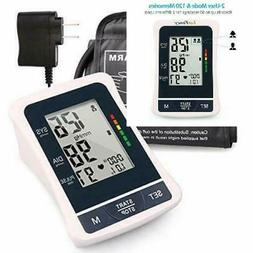 best portable blood pressure monitor digital lcd