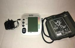 blood pressure monitor by black digital upper