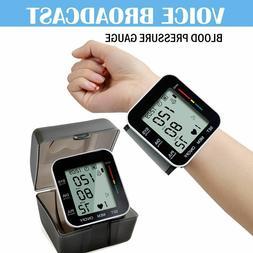 Blood Pressure Monitor Cuff Wrist Sphygmomanometer Automatic
