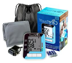 Care Touch Blood Pressure Monitor - Digital Upper Arm BP Cuf
