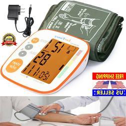 Blood Pressure Monitor Large Cuff Arm Automatic Digital BP C