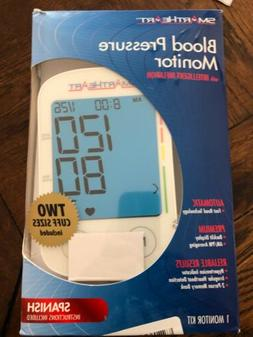 SmartHeart Blood Pressure Monitor With Intelligent Inflation