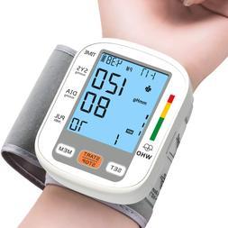 Blood Pressure Monitor Wrist Automatic Blood Pressure Cuff S