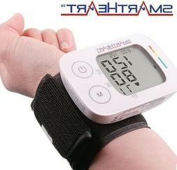 SmartHeart Blood Pressure Monitor Wrist Cuff Model 01-541 Fr