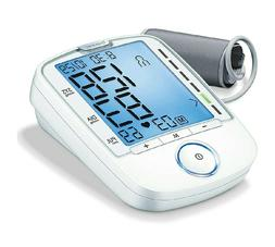Beurer BM47 Upper Arm Blood Pressure Monitor, Large Cuff   4