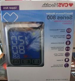 BRAND NEW CVS HEALTH UPPER ARM SERIES 800 BLOOD PRESSURE MON