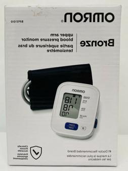 Omron Bronze Upper Arm D-Ring Cuff Digital Blood Pressure Mo