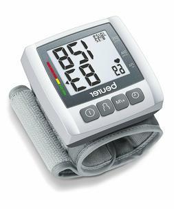 cbc30 wrist blood pressure monitor adjust cuff