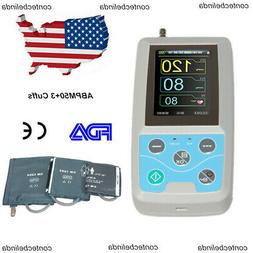 CONTEC NIBP Monitor 24Hour Ambulatory Blood Pressure Monitor