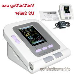 Digital Veterinary Blood Pressure Monitor NIBP cuff Dog/Cat/