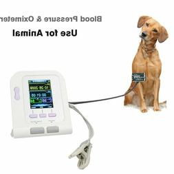 Digital Veterinary Blood Pressure Monitor Pluse Oximeter Pro