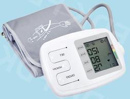 EastShore C12BV Talking Upper Arm Blood Pressure Monitor Wit