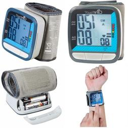Easy to use Care Touch Automatic Wrist Blood Pressure Cuff M