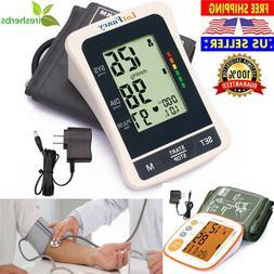 FDA Auto Digital Arm Blood Pressure Cuff Monitor Large M Hom