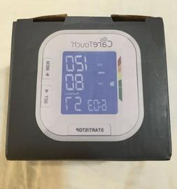 Care Touch Fully Automatic Wrist Blood Pressure Monitor  NEW