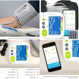 Greatergoods Bluetooth Full Set Blood Pressure Monitor Cuff