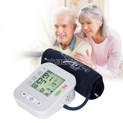 Health Care Automatic Wrist Blood Pressure Monitor With Voic