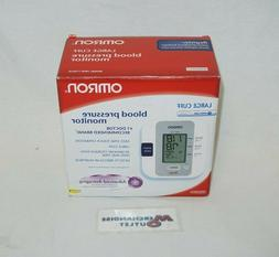 Omron Healthcare HEM-712CLC Auto Bp Monitor Large Cuff