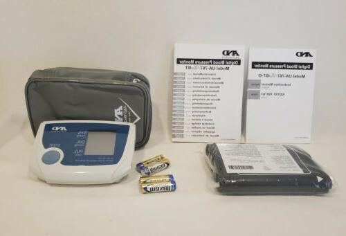 Digital Medical Blood Monitor Large