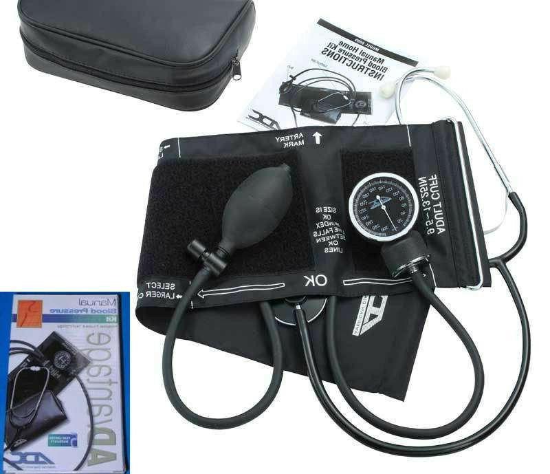 advantage 6005 manual blood pressure monitor kit