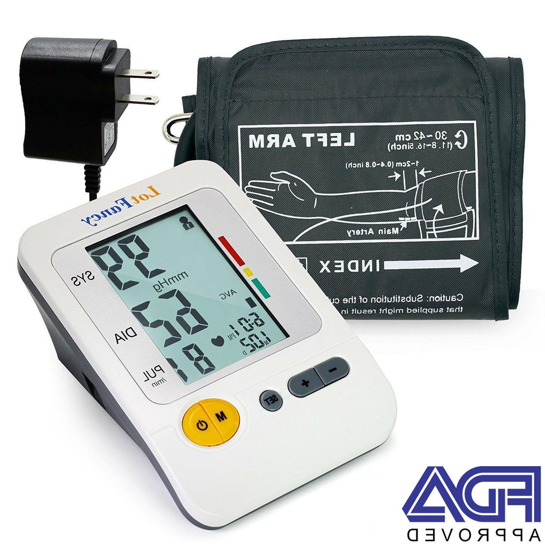 arm blood pressure monitor machine gauge sphygmomanometer