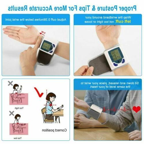 Automatic Blood Monitor Digital
