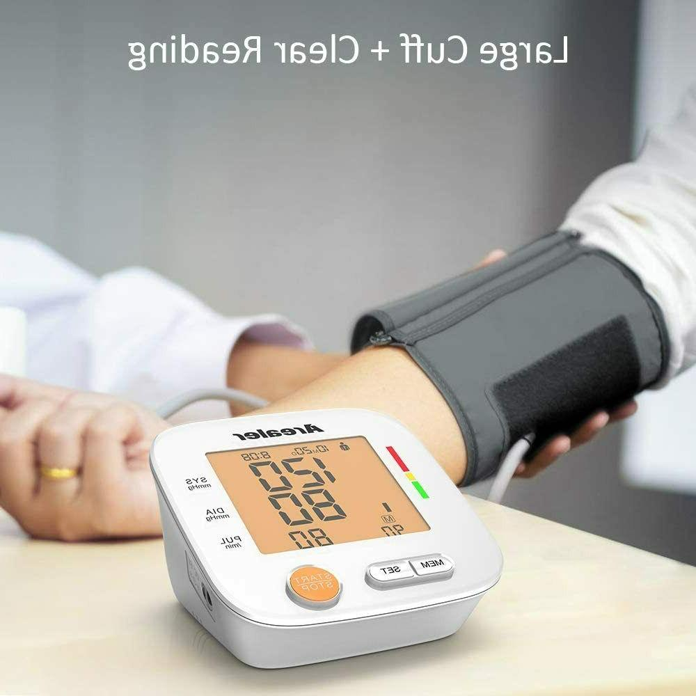 Automatic Blood Pressure Monitor Upper Bp Use