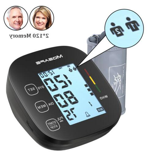 Automatic Digital Pressure Machine Meter Cuff