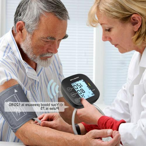 Automatic Digital Blood Pressure Machine BP