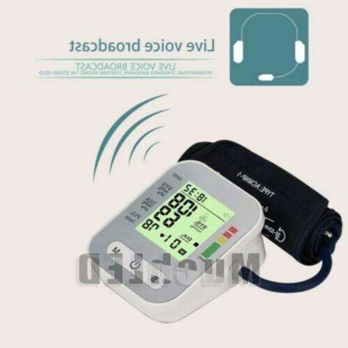 Automatic Blood Pressure Cuff Pulse Machine US