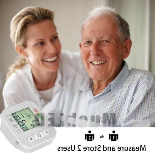 Automatic Upper Blood Pressure Pulse BP US