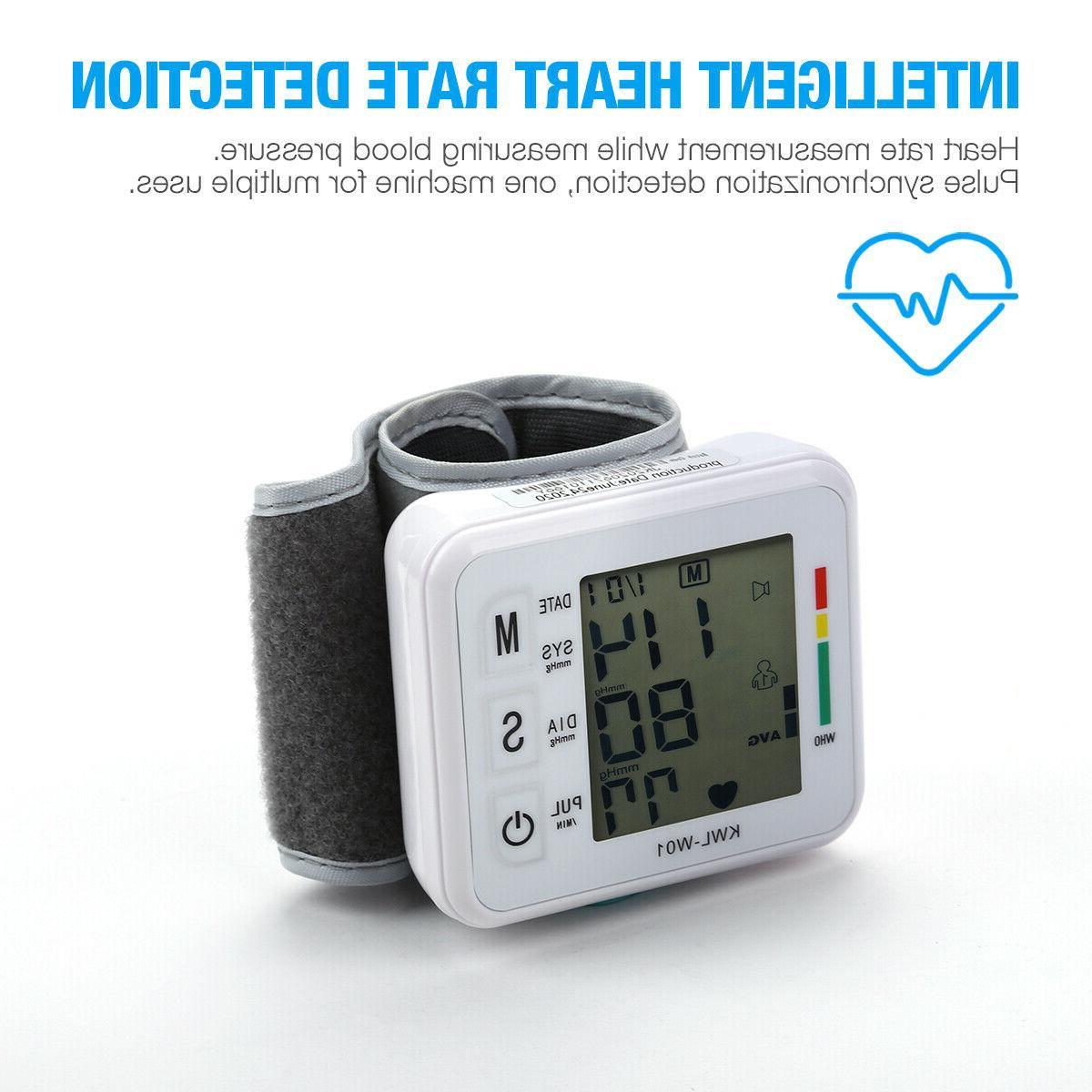 Automatic Digital Pressure Monitor Cuff Machine Home