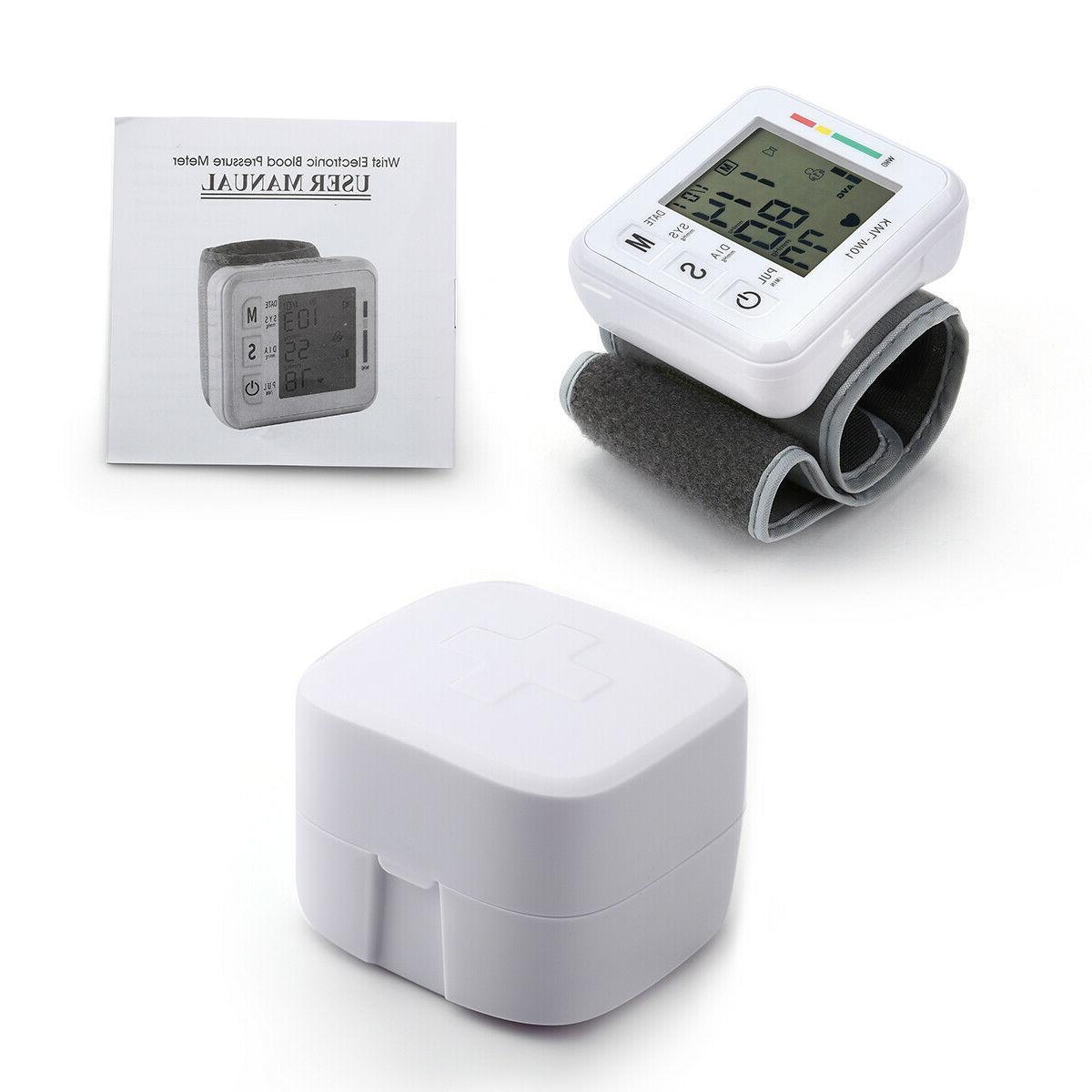 Automatic Wrist Pressure Monitor Machine