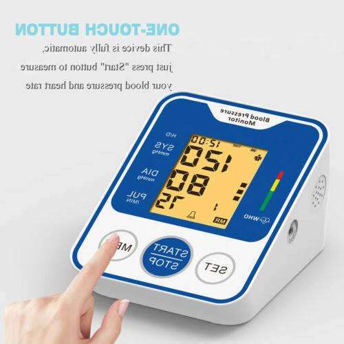 Automatic Upper Blood Pressure Meter BP