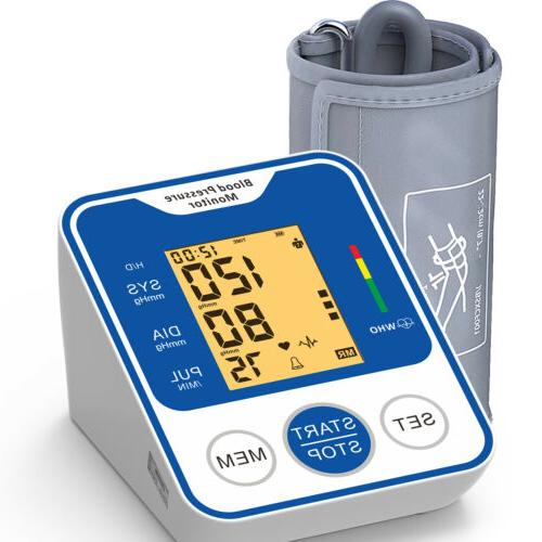 Automatic Blood Pressure Pulse Meter Cuff Machine