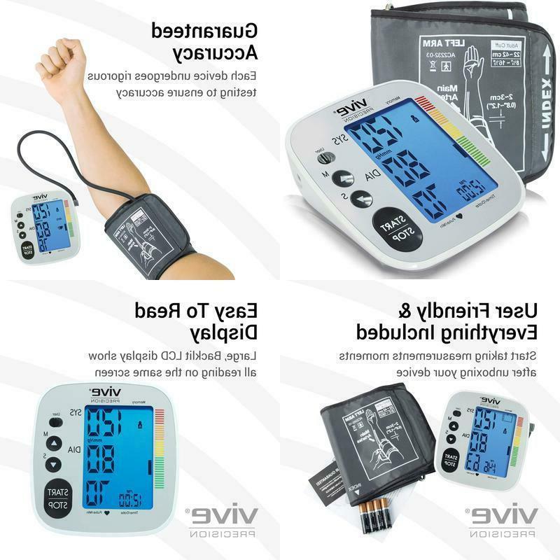 blood pressure cuff heart rate monitor machine