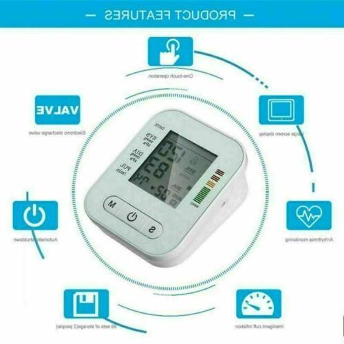 Digital Automatic Blood Monitor Arm BP US