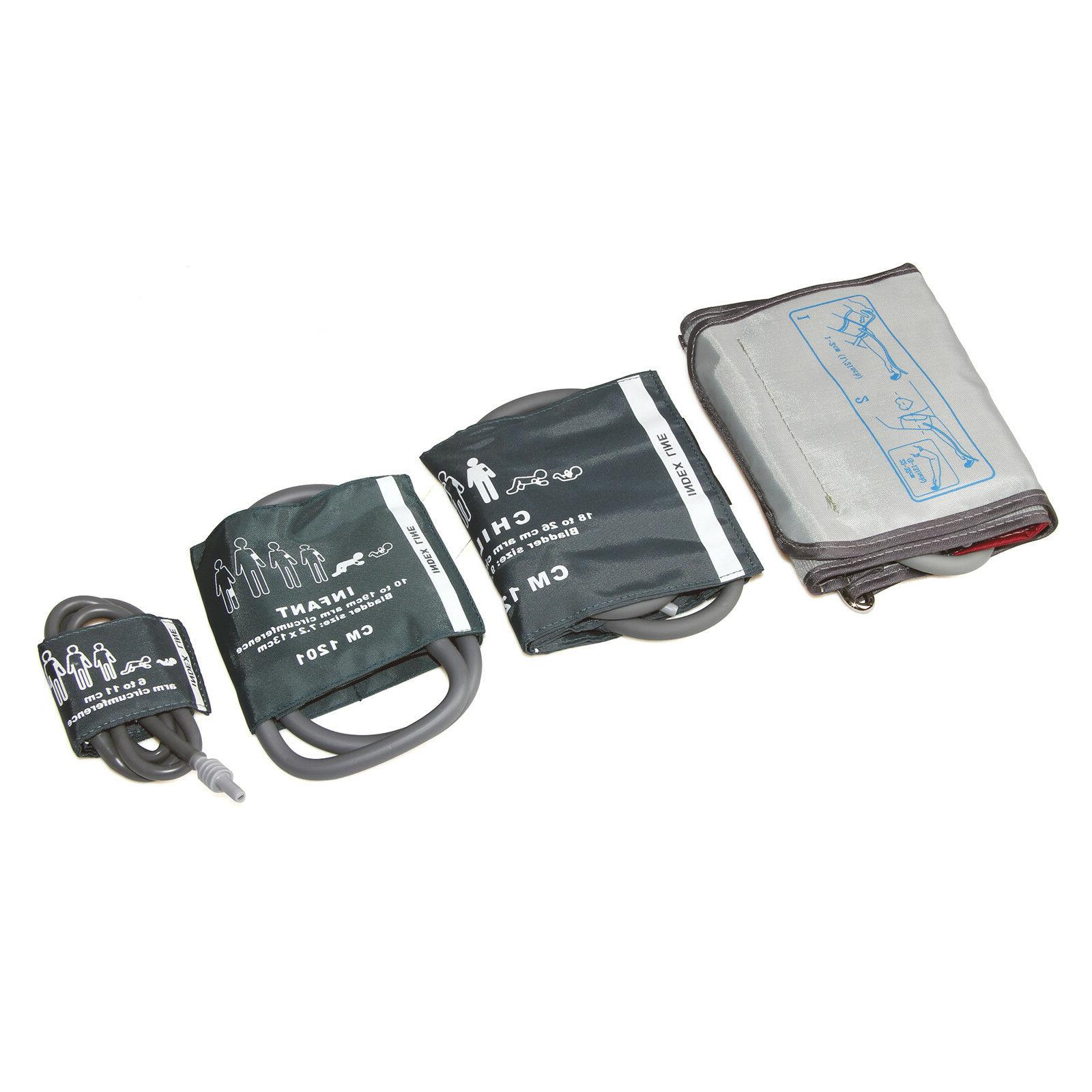 CONTEC-08A Digital Blood Pressure Monitor Upper Cuffs+SW Adult/Pediatric