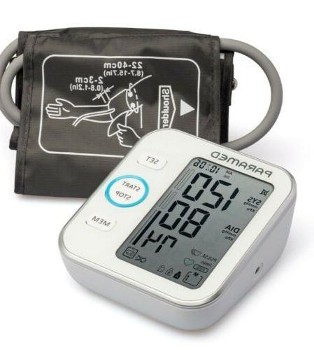 digital blood pressure pulse monitor accurate automatic