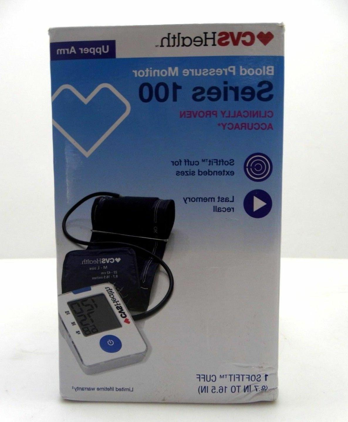 health blood pressure monitor upper arm series