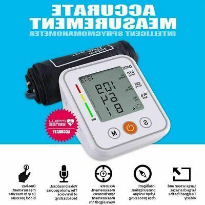 Heart Blood Pressure Monitor BP Machine